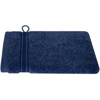 Waschhandschuh 16 x 21 cm tintenblau