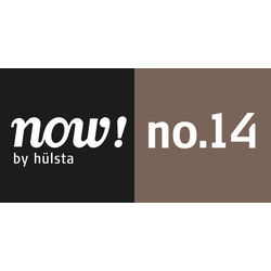 now! by hülsta Vitrine now! no. 14 mit Glashaube, Höhe 155,4 cm rot