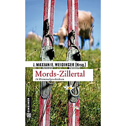 Mords-Zillertal - Buch