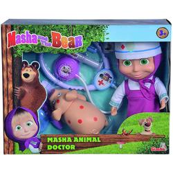 Simba Masha und Bear Veterinary Doll Set