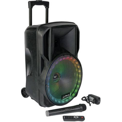 Party 15RGB Lautsprecher 38cm 15 Zoll akkubetrieben 1St.