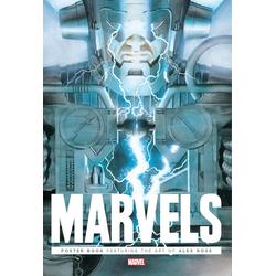 Marvels Poster Book als Taschenbuch von Marvel Comics