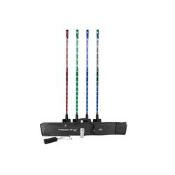 Chauvet DJ Freedom Akku LED Stick 4er Set