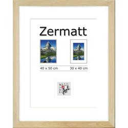 Bilderrahmen ZERMATT(BH 40x50 cm)