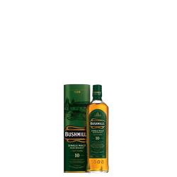 Bushmills 10 Jahre Single Malt Irish Whiskey 40% vol.