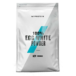MyProtein Egg White Powder, 1000g