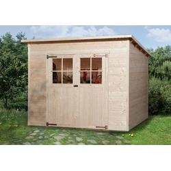 WEKA Gartenhaus 325 Gr.3,  19 mm