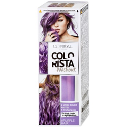 L'Oréal Paris Colorista Washout Auswaschbare Farbe für das Haar Farbton Purple 80 ml