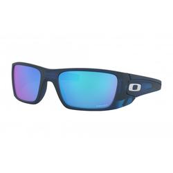 OAKLEY FUEL CELL Sonnenbrille matte translucent blue/prizm saphire