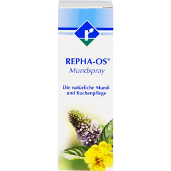 REPHA OS Mundspray 12 ml