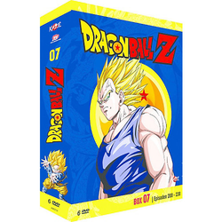 DVD Dragonball Z - Box Vol.7 Hörbuch