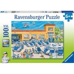 Ravensburger Puzzle Polizeirevier 100 Teile 108671