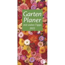 Gartenplaner 2022