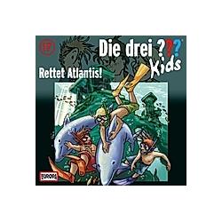 Die drei Fragezeichen-Kids - 17 - Rettet Atlantis!
