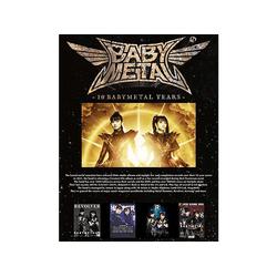 Babymetal - TEN BABYMETAL BUDOKAN (CD)