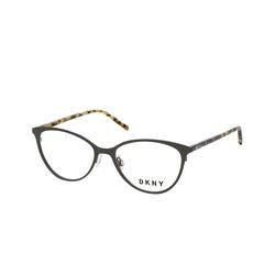 DKNY DK 3001 313, inkl. Gläser, Cat Eye Brille, Damen