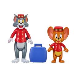 Moose Spielfigur Tom & Jerry Hotel-Figuren 2er Set, 8 cm
