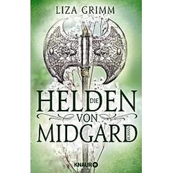 Die Helden von Midgard. Liza Grimm  - Buch