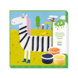 DJECO Knete Knete - Mit Knete malen