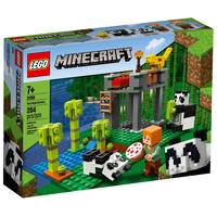 Lego Minecraft Der Panda-Kindergarten 21158