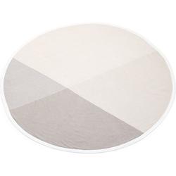 Stokke® Strickdecke aus Baumwolle OCS, 95 cm, Beige beige Gr. 95 x 95