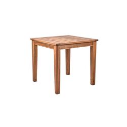 BUTLERS Gartentisch ACACIA SPRINGS Tisch 80x80 cm