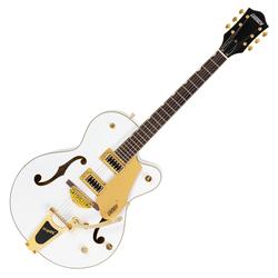 Gretsch G5420TG-FSR EMTC E-Gitarre Weiß