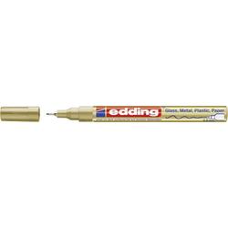 Edding 4-780-9-053 E-780 Lackmarker Gold 0.8mm /Pack
