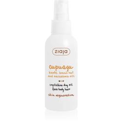Ziaja Cupuacu Kristallines Trockenöl für Gesicht, Körper und Haare 100 ml