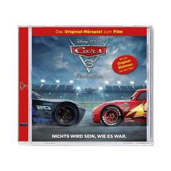 Kiddinx Hörspiel CD Cars 3 Hörspiel zum Film