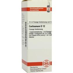 CORTISONUM D12