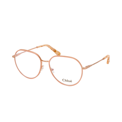 Chloé CE 2163 884, inkl. Gläser, Runde Brille, Damen