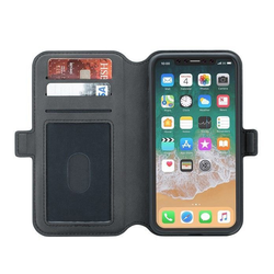 3SIXT iPhone Xs Neo Wallet, Schwarz