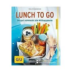 Lunch to go. Inga Pfannebecker  - Buch