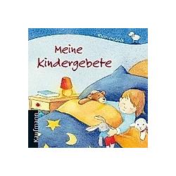 Meine Kindergebete - Buch