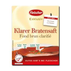 Klarer Bratensaft Würfel - Fleischer