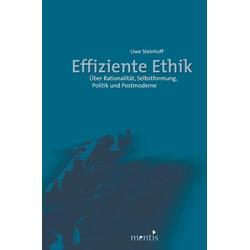 Effiziente Ethik als Buch von Uwe Steinhoff
