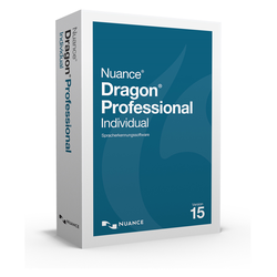 Dragon Professional Individual 15 [Vollversion inkl. Wireless-Headset]
