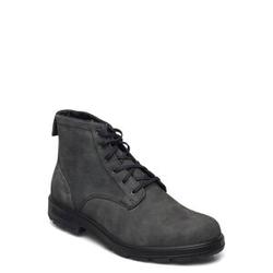 Blundstone Bl Lace Up Leather Boot Schnürstiefel Schwarz BLUNDST Schwarz 42,43,44,41,45,40,46,47