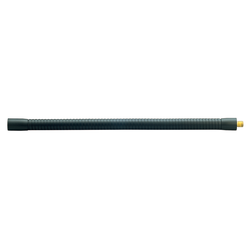K&M 224 Schwanenhals, 300 mm lang schwarz
