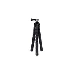 Hama Flex Stativ für Smartphone und GoPro 26cm Schwarz Objektiv