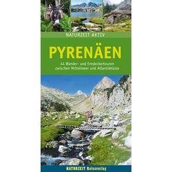 Pyrenäen als Buch von Stefanie Holtkamp