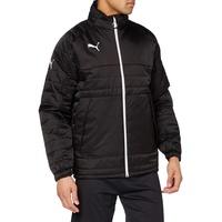 Puma Herren Stadium Jacket Jacke, Black-White, XXXL
