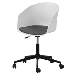 Fotel biurowy Tamarillo biały