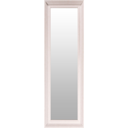 Ganzkörperspiegel »Scott 325« ( 1-tlg), Spiegel, 13845065-0 weiß (B/H/T): 47,5/5,2/147,5 cm weiß