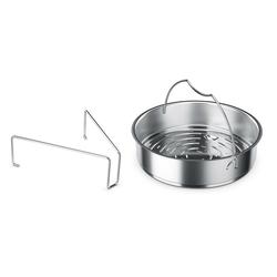 Fissler Dampfgareinsatz, Für den Schnellkochtopf Ø 22 cm