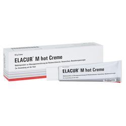 ELACUR M hot Creme 50 g
