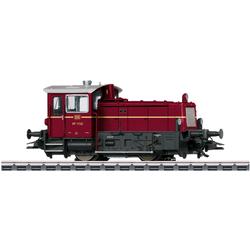 Märklin Diesellokomotive Baureihe Köf III - 36346, Made in Europe rot Kinder Loks Wägen Modelleisenbahnen Autos, Eisenbahn Modellbau