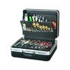 Parat 36 Liter Classic Werkzeugkoffer ( leer ) schwarzX-ABS-Kunststoff