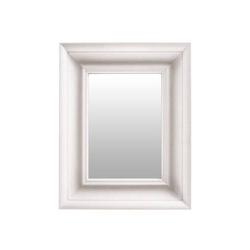Wandspiegel Scott 125 Weiß